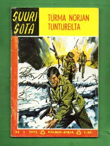 Suuri Sota 23/73 - Turma Norjan tuntureilta