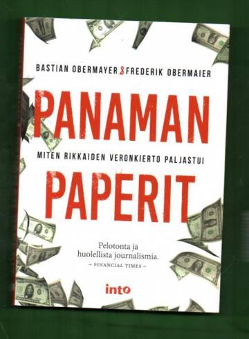 Panaman paperit - Miten rikkaiden veronkierto paljastui