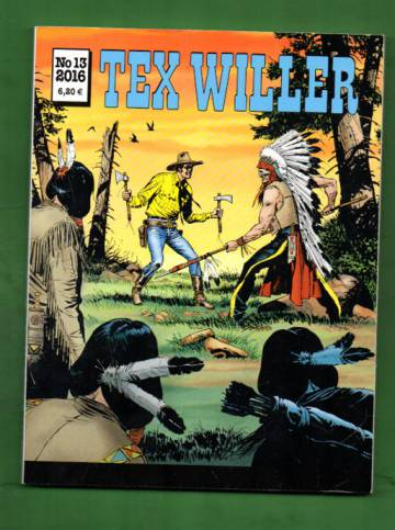 Tex Willer 13/16