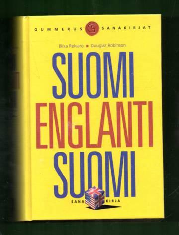 Suomi - Englanti -Suomi sanakirja