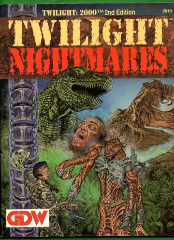 Twilight: 2000 2nd Edition - Twilight Nightmares