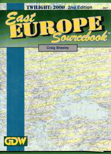 Twilight: 2000 2nd Edition - East Europe Sourcebook
