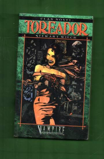 Vampire the Masquerade: Clan novel - Toreador