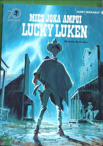 Lucky Luke - Uudet seikkailut 10: Mies joka ampui Lucky Luken
