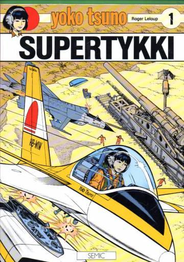 Yoko Tsuno 1 - Supertykki