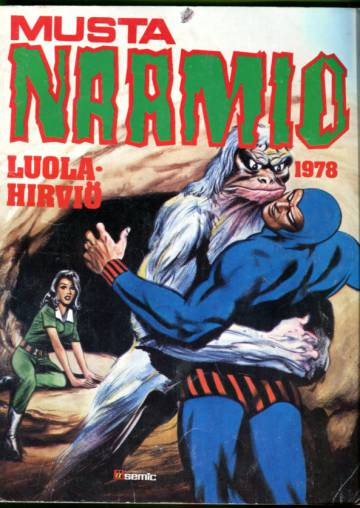 Mustanaamio-vuosialbumi 1978