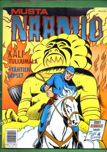 Mustanaamio-albumi 1/89