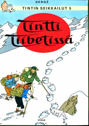 Tintin seikkailut 5 - Tintti Tiibetissä