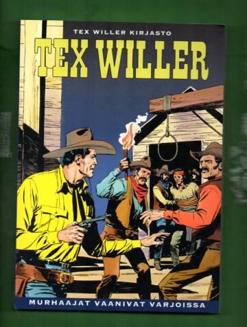 Tex Willer -kirjasto 42 - Murhaajat vaanivat varjoissa