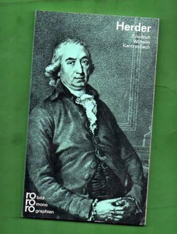 Johann Gottfried Herder - mit Selbstzeugnissen und Bilddokumenten