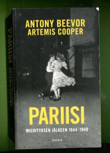Pariisi - Miehityksen jälkeen 1944-1949