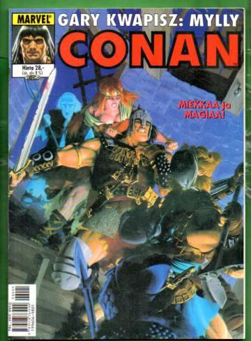 Conan-extra 1/98 - Mylly