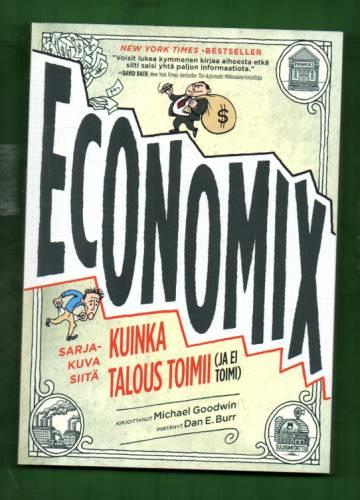 Economix - Sarjakuva siitä kuinka talous toimii (ja ei toimi)