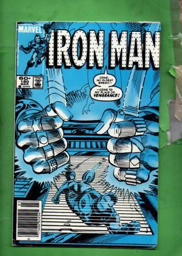 Iron Man Vol 1 #180 Mar 84