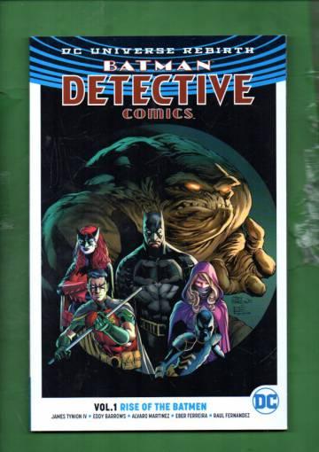 Batman: The Detective Comics Vol 1: Rise of the Batmen