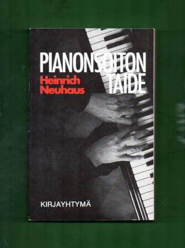 Pianonsoiton taide