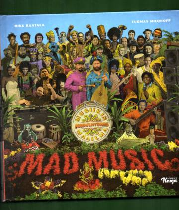 Madventures - Mad Music: Musiikin maailma