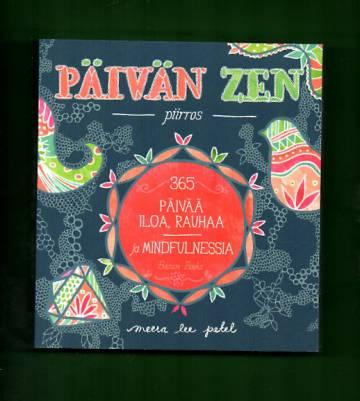 Päivän zen-piirros - 365 päivää iloa, rauhaa ja mindfullnessia
