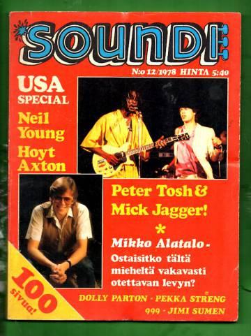 Soundi 12/78