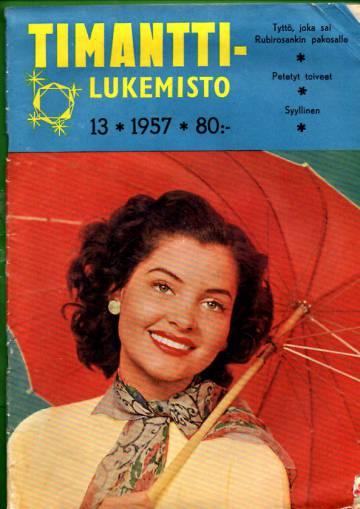 Timantti-lukemisto 13/1957