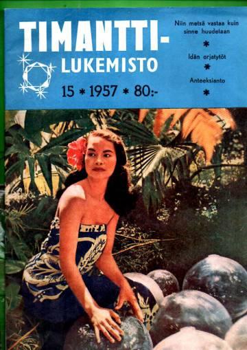 Timantti-lukemisto 15/1957