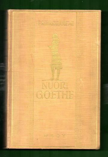 Nuori Goethe - Elämä ja runous