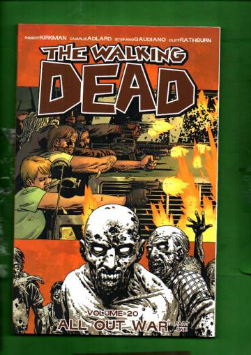 The Walking Dead Vol. 20: All Out of War - Part One