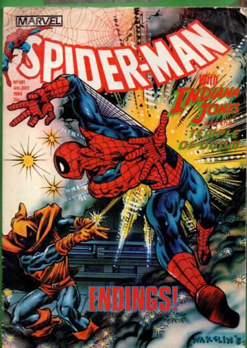 Spider-Man #591 Jul 84