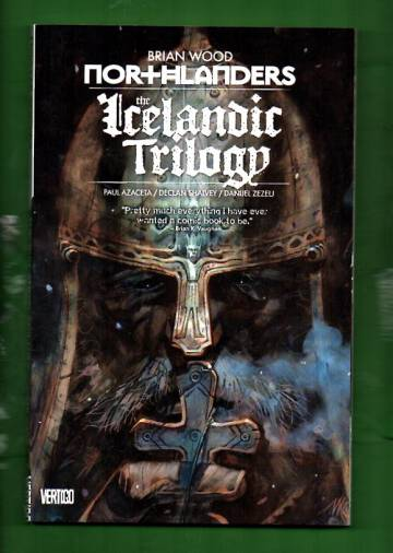 Northlanders Vol 7: The icelandic Trilogy