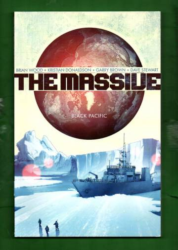 The Massive Vol 1: Black Pacific