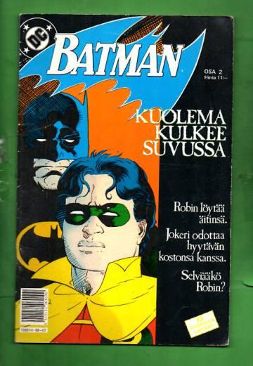 Batman - Lepakkomies 2/89