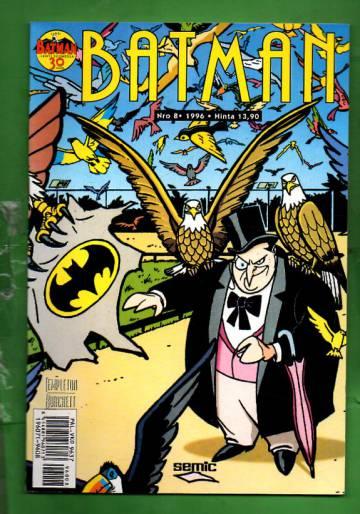 Batman - Lepakkomies 8/96