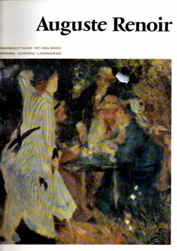 Maailman maalaustaiteen mestareita - Auguste Renoir