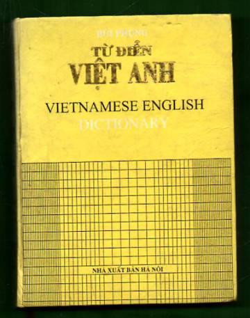 Từ điển Việt - Anh - Vietnamese English Dictionary