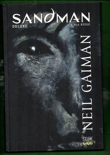 Sandman - Deluxe: Kirja 6 - Sepitteitä ja kajastusta