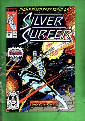 Silver Surfer Vol. 3 #25 Jul 89