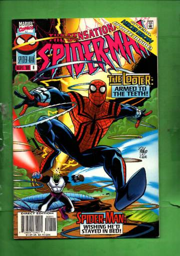 The Sensational Spider-Man Vol. 1 #8 Sep 96