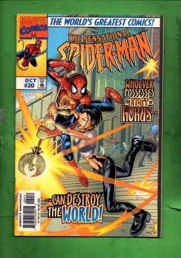 The Sensational Spider-Man Vol. 1 #20 Oct 97