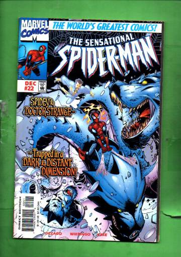The Sensational Spider-Man Vol. 1 #22 Dec 97