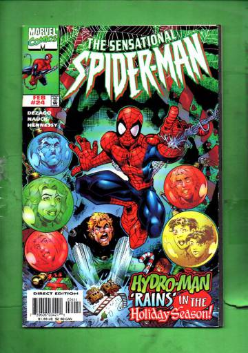 The Sensational Spider-Man Vol. 1 #24 Feb 98