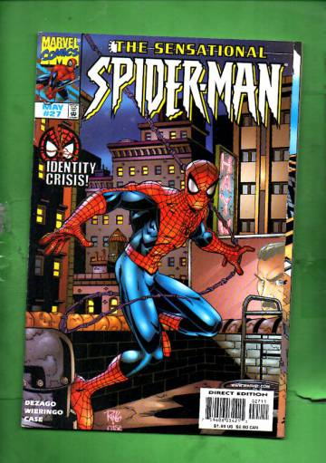 The Sensational Spider-Man Vol. 1 #27 May 98