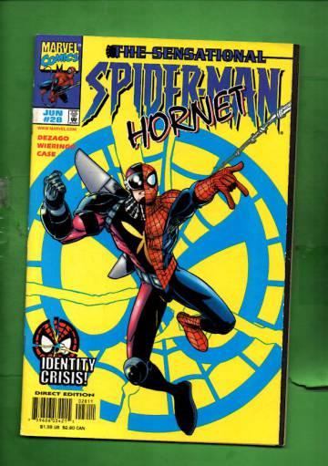 The Sensational Spider-Man Vol. 1 #28 Jun 98