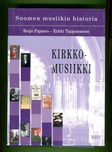 Suomen musiikin historia - Kirkkomusiikki