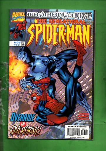 The Sensational Spider-Man Vol. 1 #33 Nov 98