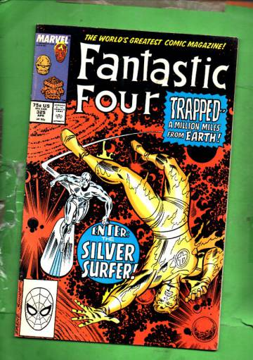 Fantastic Four Vol. 1 #325 Apr 89