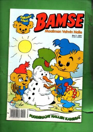 Bamse Elokuva