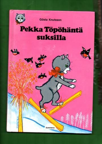 Pekka Töpöhäntä suksilla