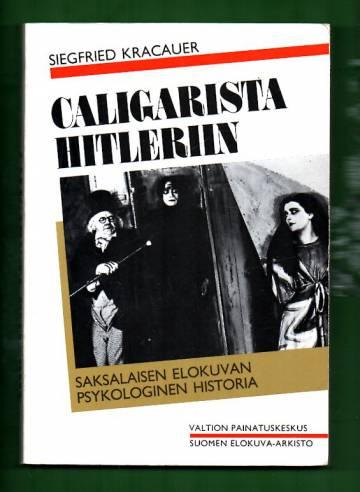 Caligarista Hitleriin - Saksalaisen elokuvan psykologinen historia