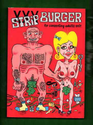 XXX(Strip)burger (K-18)