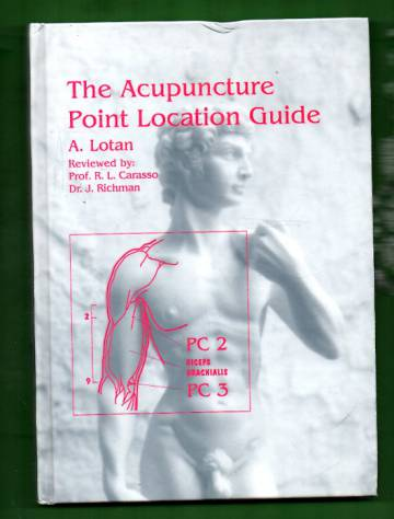 The Acupuncture Point Location Guide